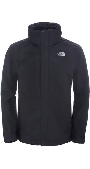 The North Face Evolution II Triclimate - Chaqueta Hombre - negro